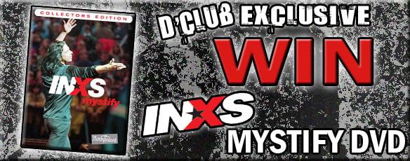 Win A Copy Of Inxs Mystify On Dvd