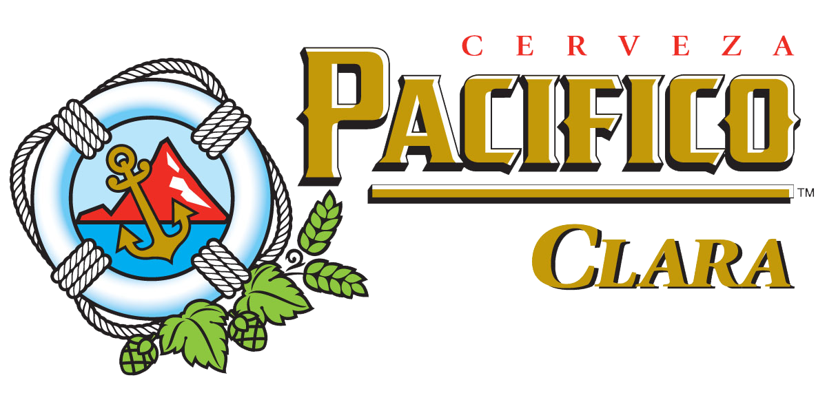 pacifico beer is taking it to the lake