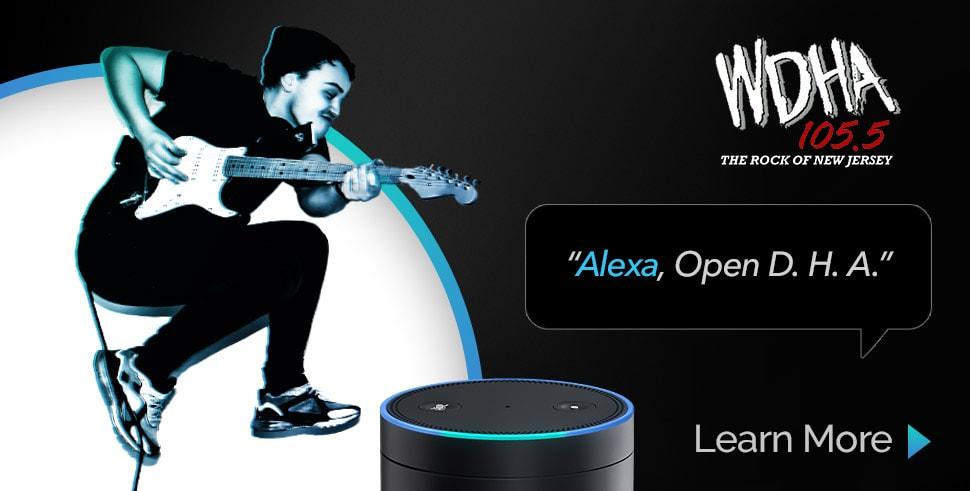 Alexa on WDHA