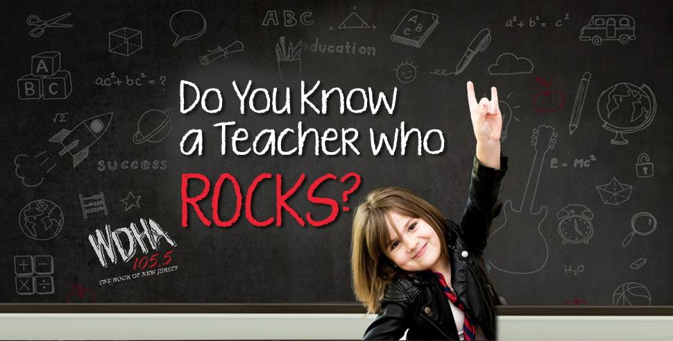 do you know a teachers who rocks