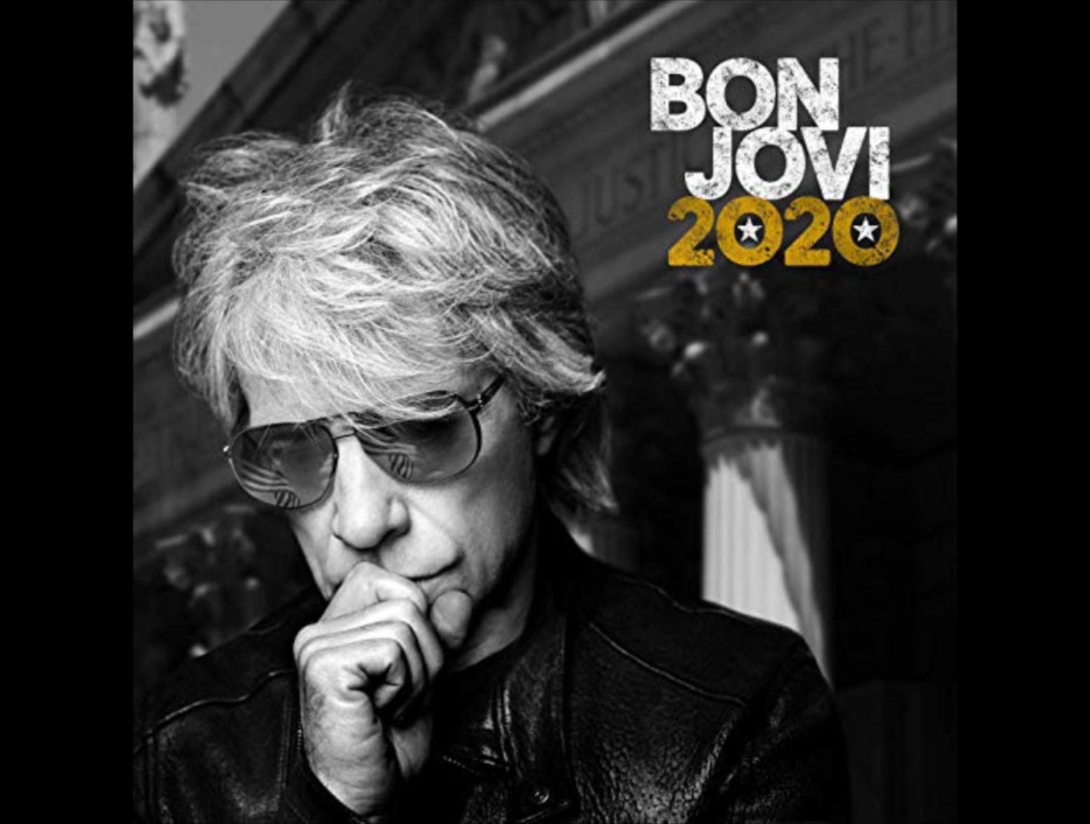 Jon Bon Jovi Explains Inspiration Behind the Cover of New ...