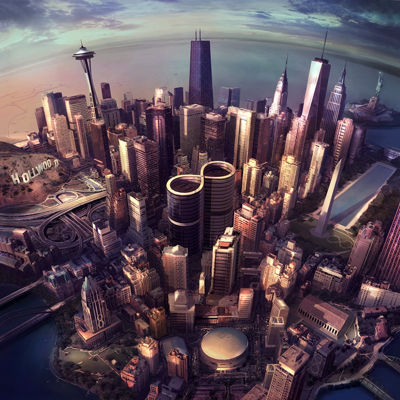 "Foo Fighters - ""Sonic Highways"
