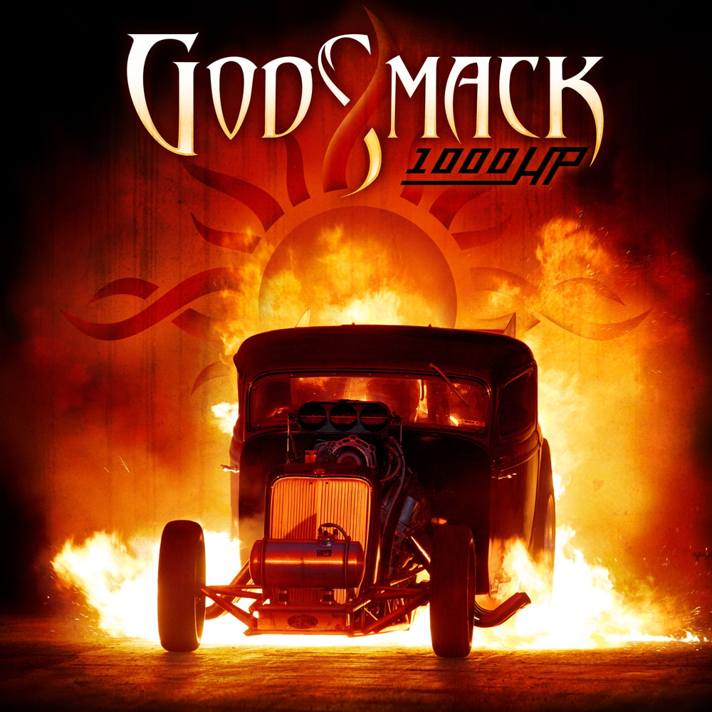 "Godsmack - ""1000hp"""