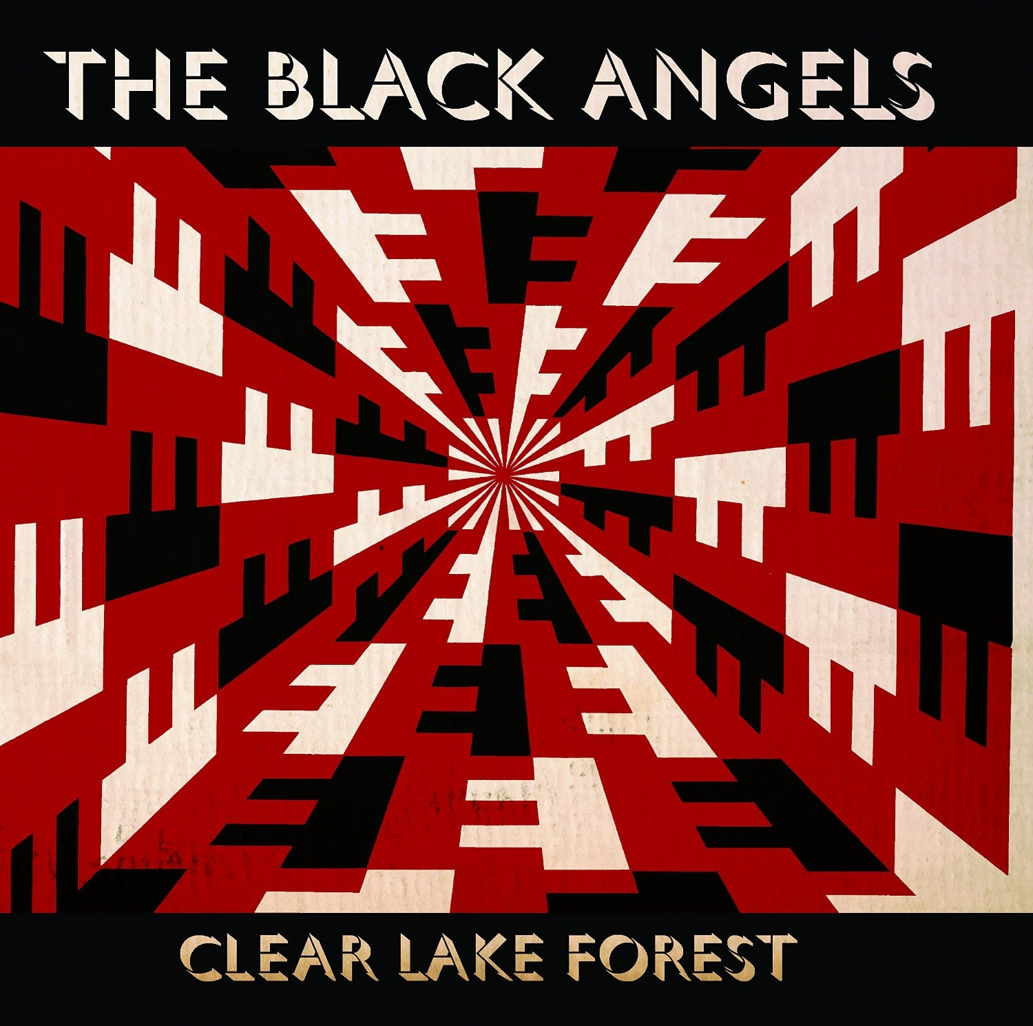 "Black Angels, ""Clear Lake Forest"""
