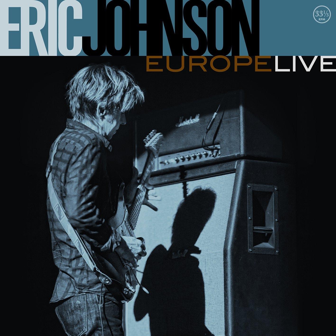 "Eric Johnson, ""Europe Live"""