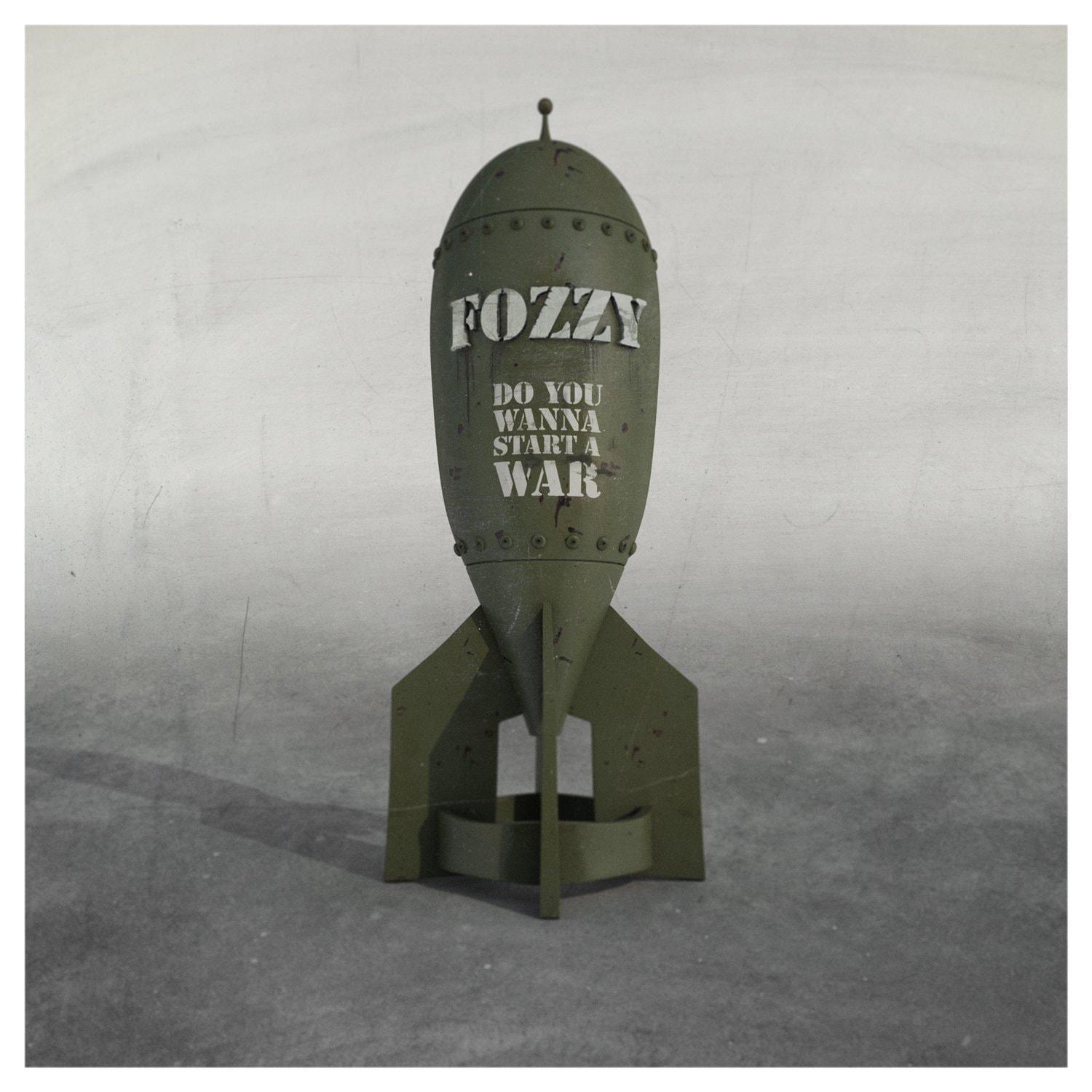"Fozzy, ""Do You Wanna Start a War"""